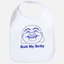Funny Buddha Bib