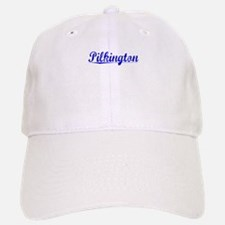 Pilkington, Blue, Aged Baseball Baseball Cap