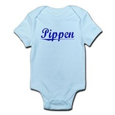 Pippen, Blue, Aged Infant Bodysuit