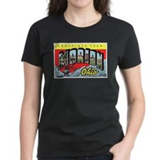 Marion Ohio Greetings Tee