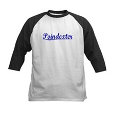 Poindexter, Blue, Aged Tee