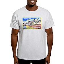 Lompoc California Greetings T-Shirt