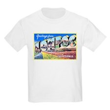 Lompoc California Greetings T-Shirt