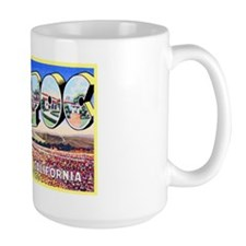 Lompoc California Greetings Mug