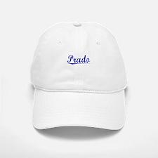 Prado, Blue, Aged Baseball Baseball Cap
