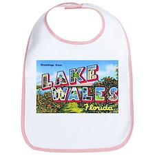 Lake Wales Florida Greetings Bib