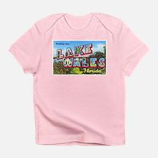 Lake Wales Florida Greetings Infant T-Shirt