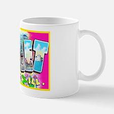 Joliet Illinois Greetings Mug