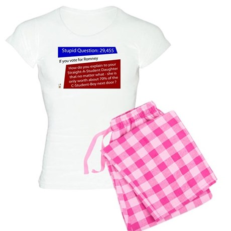 What is your Daughter Worth? Women's Light Pajamas