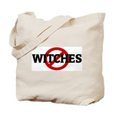 Anti WITCHES Tote Bag