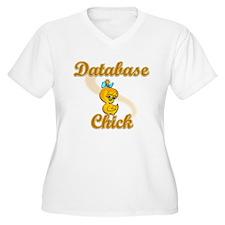 Database Chick #2 T-Shirt
