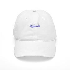 Redondo, Blue, Aged Baseball Cap