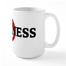 Anti UNTIDINESS Coffee Mug