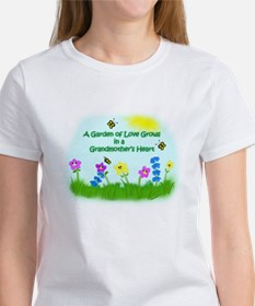 Garden of Grandmothers Love Tee