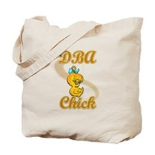 DBA Chick #2 Tote Bag