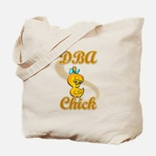 DBA Chick #2 Tote Bag