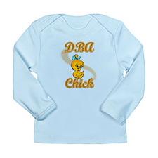 DBA Chick #2 Long Sleeve Infant T-Shirt