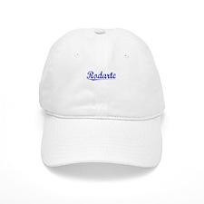 Rodarte, Blue, Aged Baseball Cap