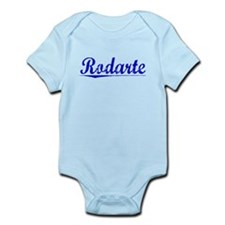 Rodarte, Blue, Aged Infant Bodysuit