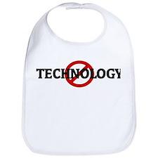 Anti TECHNOLOGY Bib
