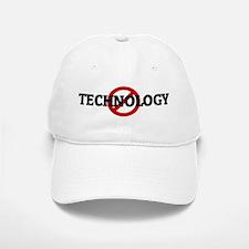 Anti TECHNOLOGY Baseball Baseball Cap