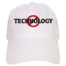 Anti TECHNOLOGY Baseball Cap