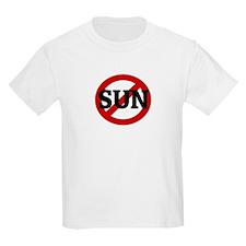 Anti SUN Kids T-Shirt