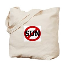 Anti SUN Tote Bag