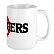 Anti STRANGERS Coffee Mug