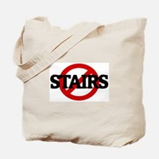 Anti STAIRS Tote Bag