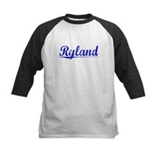 Ryland, Blue, Aged Tee