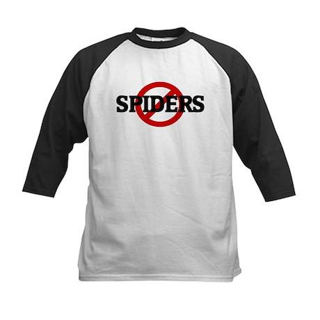 Anti SPIDERS Kids Baseball Jersey