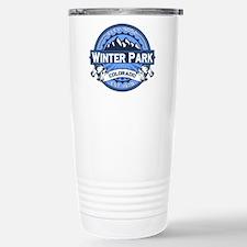 Winter Park Blue Thermos Mug