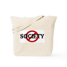 Anti SOCIETY Tote Bag