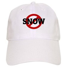 Anti SNOW Baseball Cap