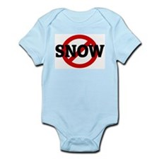 Anti SNOW Infant Creeper