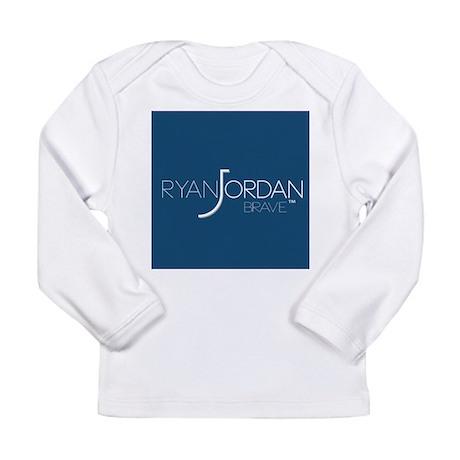 Ryan Jordan - Brave Long Sleeve Infant T-Shirt