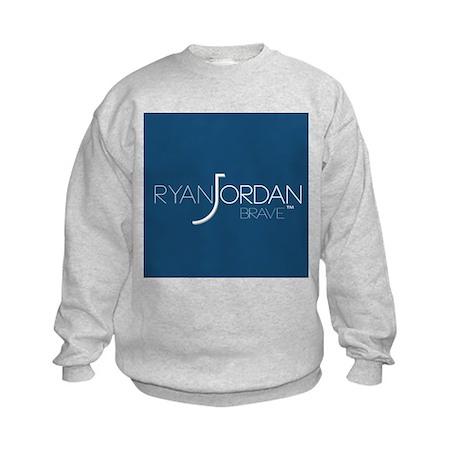 Ryan Jordan - Brave Kids Sweatshirt