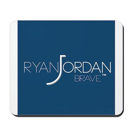 Ryan Jordan - Brave Mousepad