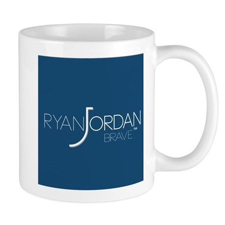 Ryan Jordan - Brave Mug