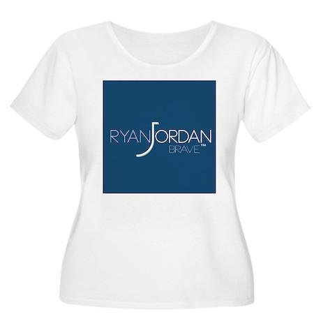 Ryan Jordan - Brave Women's Plus Size Scoop Neck T