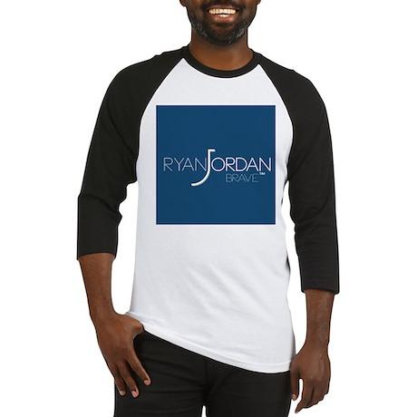 Ryan Jordan - Brave Baseball Jersey