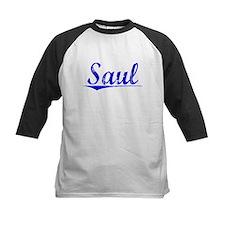 Saul, Blue, Aged Tee