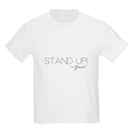 Ryan Jordan - Stand Up Kids Light T-Shirt
