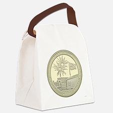 Maryland Quarter 2013 Basic Canvas Lunch Bag