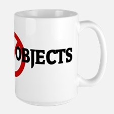 Anti POINTED OBJECTS Mug