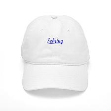 Sebring, Blue, Aged Hat