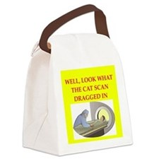DOCTOR2.png Canvas Lunch Bag