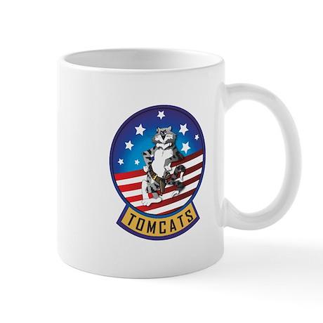 Tomcat Patch Coffee Mug