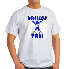 HalleluYAH! (Boys) Ash Grey T-Shirt